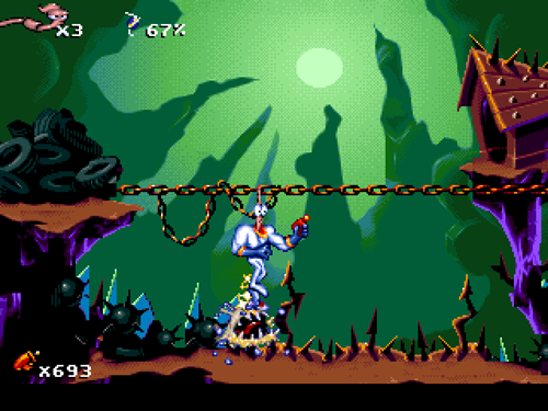 Earthworm Jim Game Picture 3