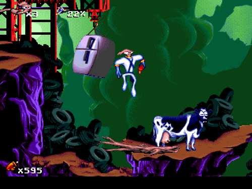 Earthworm Jim Game Picture 4
