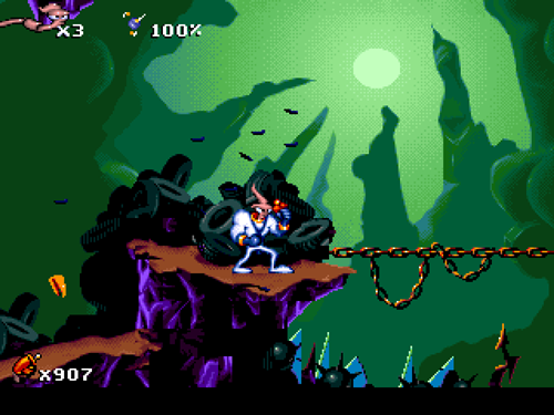 Earthworm Jim Game Picture