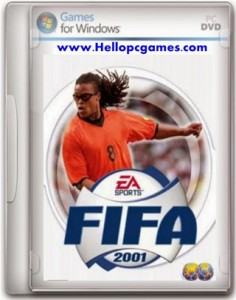 FIFA 2001 Game