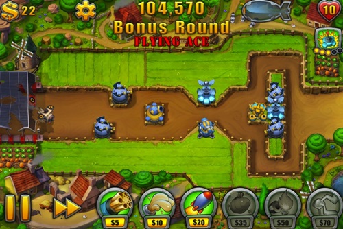 Fieldrunners 2 Game Picture