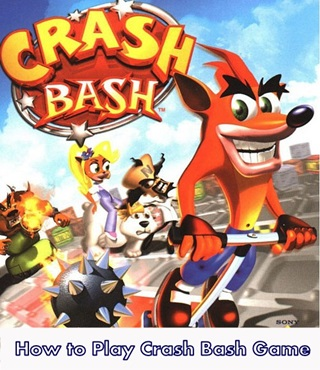 How to Play Crash Bash PC Game