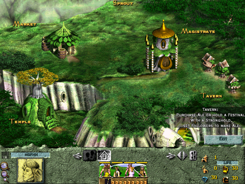 Lords Of Magic Special Edition Game  Picture 2