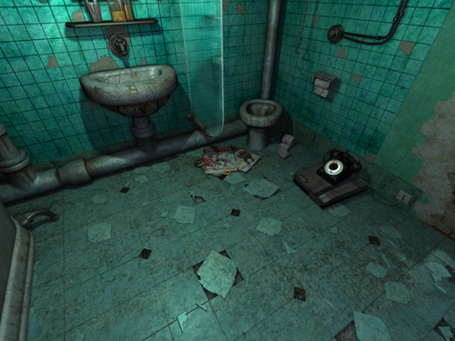 Nikopol Secrets Of The Immortals Game Picture 4