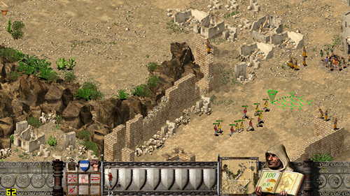 Stronghold Crusader HD Game Picture
