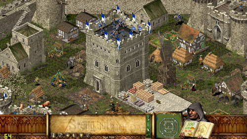 stronghold hd free