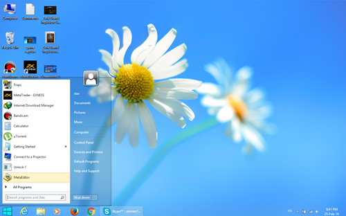 Windows 8 Transformation Pack 7 For Windows 7 Picture 2