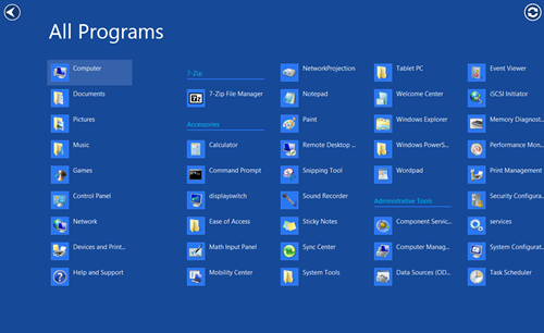 Windows 8 Transformation Pack 7 For Windows 7 Picture 4