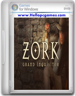 Zork Grand Inquisitor Game