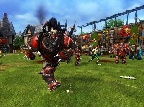Blood Bowl Game Picture 4