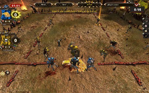 Blood Bowl Game Picture