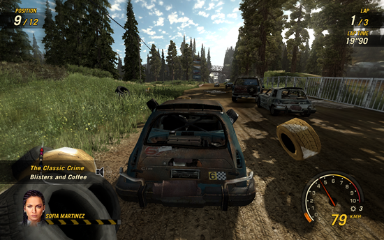 FlatOut Ultimate Carnage Game Picture 2