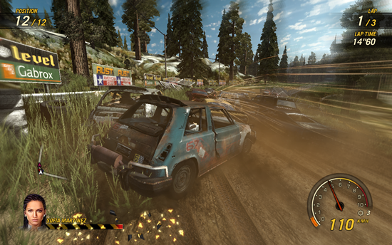 FlatOut Ultimate Carnage Game Picture 4