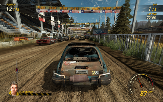 FlatOut Ultimate Carnage Game Picture 5