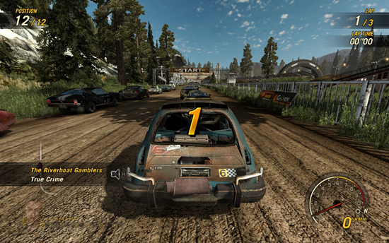 FlatOut Ultimate Carnage Game Picture 6