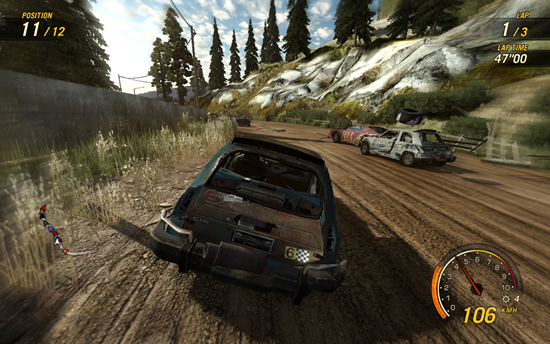 FlatOut Ultimate Carnage Game Picture