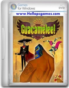Guacamelee Game