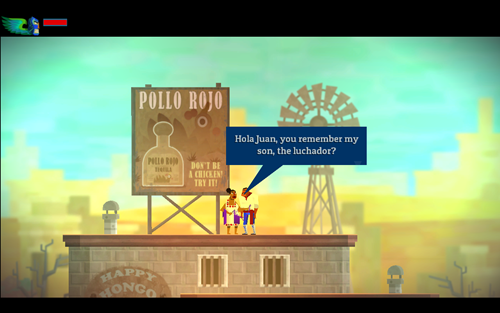 Guacamelee Game Picture (3)
