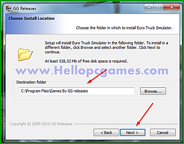 How to Install Euro Truck Simulator Game With Installation Password Picture 5