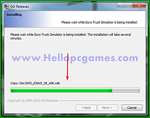 How to Install Euro Truck Simulator Game With Installation Password Picture 8