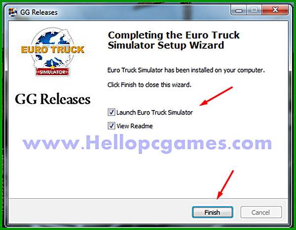 How to Install Euro Truck Simulator Game With Installation Password Picture 9
