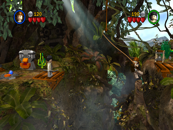 Indiana Jones The Original Adventures Game Picture 3