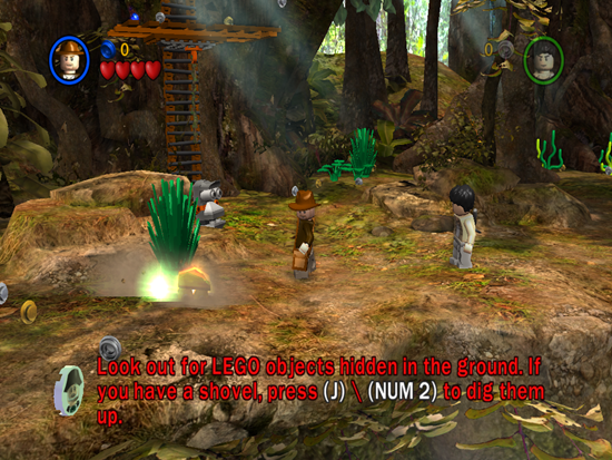 Indiana Jones The Original Adventures Game Picture