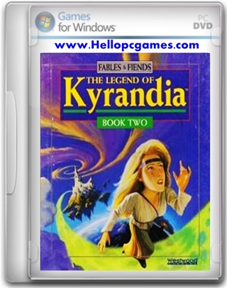 Legend Of Kyrandia Hand Of Fate - Book Two Game