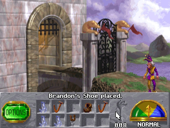 Legend of Kyrandia 3 Malcolms Revenge Game Picture 3