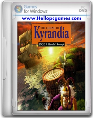 Legend of Kyrandia 3 Malcolms Revenge Game