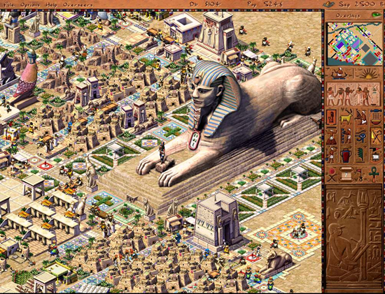 Pharaoh Cleopatra Game Picture 2