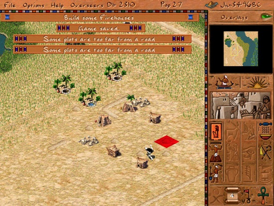 Pharaoh Cleopatra Game Picture 3