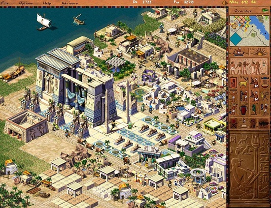 Pharaoh Cleopatra Game Picture