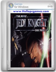 Star Wars Jedi Knight Dark Forces II Game