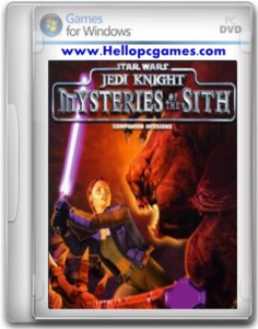 Star Wars Jedi Knight Mysteries Of The Sith Game