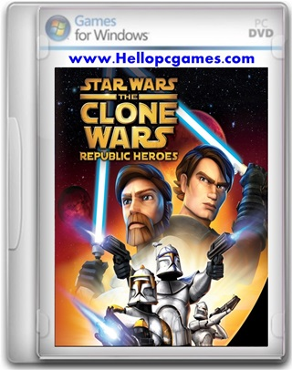 Star Wars The Clone Wars Republic Heroes Game