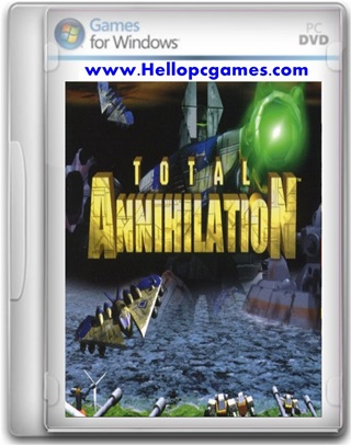 Total Annihilation PC Game
