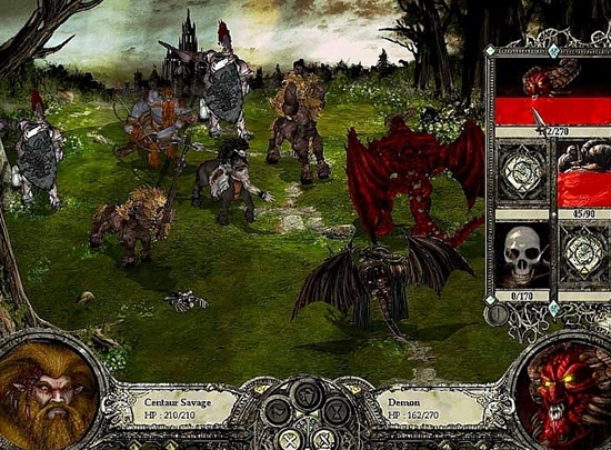 Disciples 2 Dark Prophecy Game picture 2