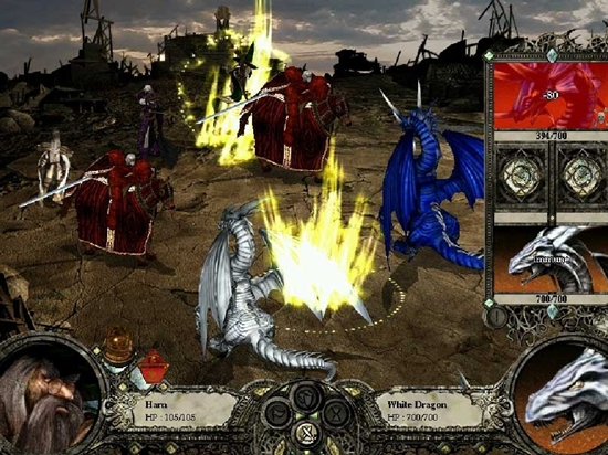 Disciples 2 Dark Prophecy Game picture 3