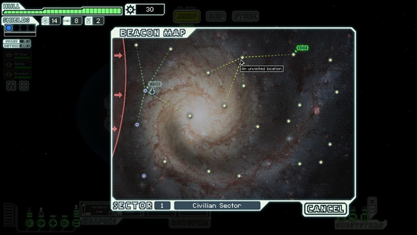 FTL Faster Than Light Game Picture 2