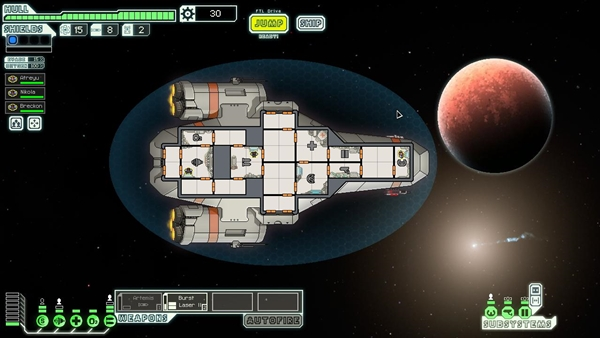 FTL Faster Than Light Game Picture