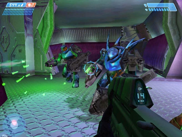 Halo 1 Game Picture 2