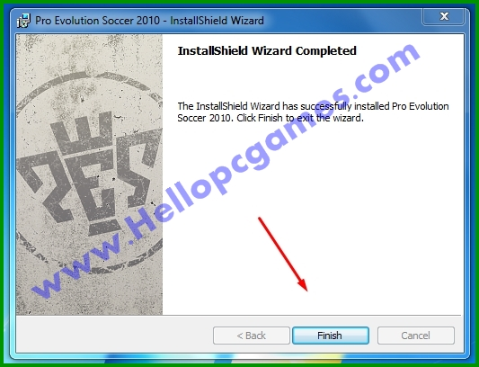 How to Install Pro Evolution Soccer 2010 Game With Key-Picture 8