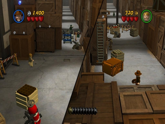 Indiana Jones 2 The Adventure Continues Game Picture 3