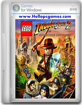 Indiana Jones 2 The Adventure Continues Game