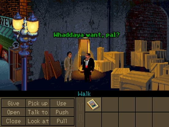 Indiana Jones And The Fate Of Atlantis Game Picture 2