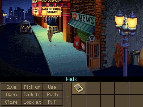 Indiana Jones And The Fate Of Atlantis Game Picture