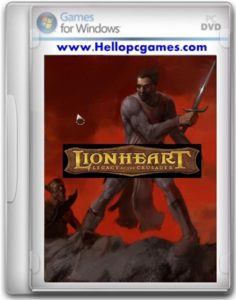 Lionheart Legacy Of The Crusader Game
