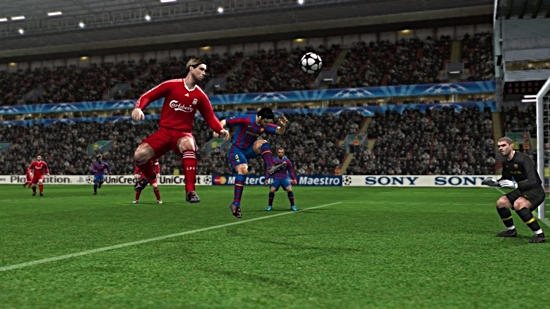 Pro Evolution Soccer 2010 Game Picture 2
