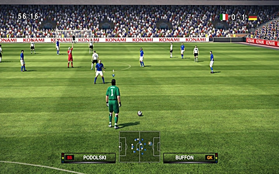 Pro Evolution Soccer 2010 Game Picture